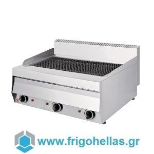 NORTH CHIOS22-ΧΙΟΣ22 Grill Ηλεκτρικές Σχαριέρες Ψησίματος Επαφής (Νερού)