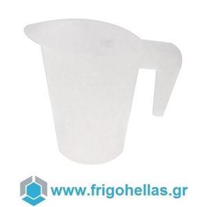 COFFEE QUEEN Δοσομετρητής Πλαστικός 2,5Lit