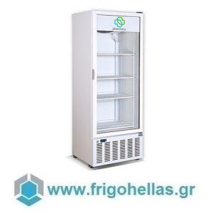CRYSTAL CR400 Medical (410Lt) (Εξουσιοδοτημένο Service - Επίσημος Μεταπωλητής) Ψυγείο Φαρμακείου-Εργαστηρίου με Γυάλινη Πόρτα 667x595x1793mm