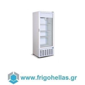 CRYSTAL CR400 (Εξουσιοδοτημένο Service - Επίσημος Μεταπωλητής) Ψυγεία Αναψυκτικών 410Lit-Ελληνικής Κατασκευής-667x595x1793mm