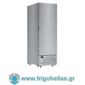 CRYSTAL GELOBOX Inox (Εξουσιοδοτημένο Service - Επίσημος Μεταπωλητής) Επαγγελματικό Ψυγείo Κατάψυξης 658Lit - 667x895x2020mm