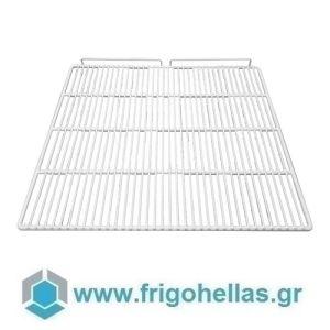 CRYSTAL 10-42-052 CR600 Σχάρα Ορόφου για Επαγγελματικό Ψυγείο CR600  (57,2x51 cm)
