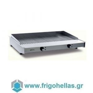 ECOGRILL EG6 C800 Ηλεκτρικό Grill Νερού 7,2Kw/400Volt - Ψηστική Επιφάνεια: 770x370mm