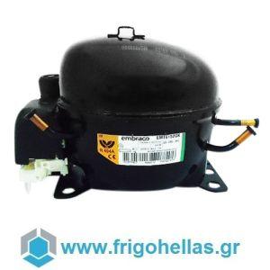 Embraco-Aspera EMT6152GK (1/5 HP / 230Volt / R404a) Κομπρεσέρ Ψυγείων Συντήρησης