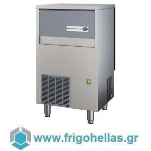 NTF IFT120A Παγομηχανή Ανάδευσης Με Αποθήκη (Παγάκι 22gr-Παραγωγή 45Κg/h)