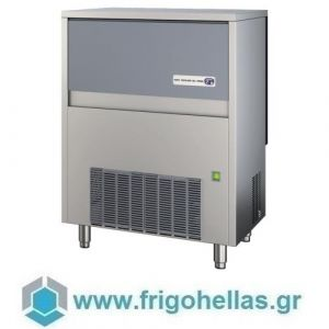 NTF IFT165A Παγομηχανή Ανάδευσης Με Αποθήκη (Παγάκι 22gr-Παραγωγή 75Κg/h)