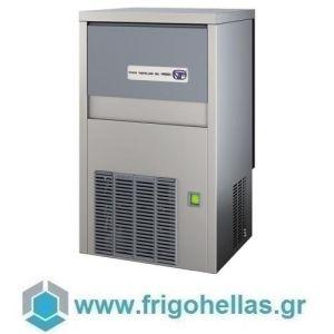 NTF IFT55A Παγομηχανή Ανάδευσης Με Αποθήκη (Παγάκι 22gr-Παραγωγή 25Κg/h)