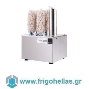 Frucosol SV-1000 Γυαλιστικό & Στεγνωτικό Ποτηριών - 340x305x520mm