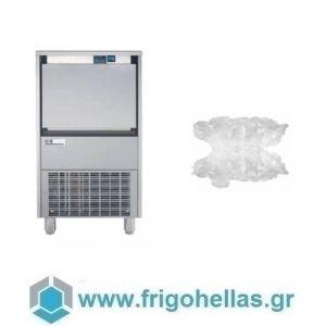 ICETECH CD 55 (45Kg/24h) Παγομηχανή - Μηχανή Παγοτρίμματος με Αποθήκη