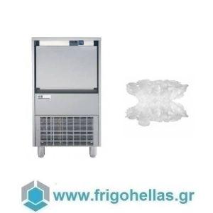 ICETECH CD 90 (85Kg/24h) Παγομηχανή - Μηχανή Παγοτρίμματος με Αποθήκη