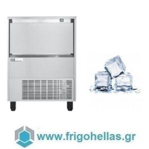 ICETECH HD 110 (110Kg/24h) Παγομηχανή με Αποθήκη για Τετράγωνο Παγάκι 6,5cc
