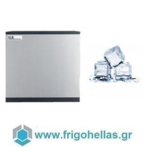 ICETECH HD 415 (405Kg/24h) Παγομηχανή με Αποθήκη για Τετράγωνο Παγάκι 6,5cc
