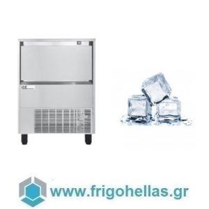 ICETECH HD 90 (90Kg/24h) Παγομηχανή με Αποθήκη για Τετράγωνο Παγάκι 6,5cc