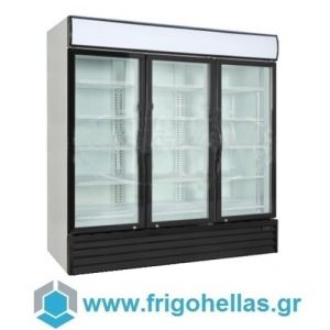 Sanden Intercool Thailand ICG-1505 (1500lit) (Εξουσιοδοτημένο Service - Επίσημος Μεταπωλητής) Επαγγελματικό Ψυγείο Αναψυκτικών Λευκό με 3 Πόρτες Περιστρεφόμενες- 1710x720x2063mm
