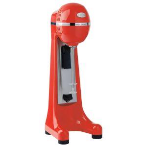 JOHNY AK/2-2T-PR ECO - Αυτόματη Φραπιέρα Κόκκινη Με 2 Ταχύτητες Κατάλληλη για Κύπελα(Δώρο μία Προπέλα) (Εξουσιοδοτημένο service του Κατασκευαστή)