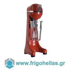JOHNY AK/2-2T-TIMER ECO (ΕΤΟΙΜΟΠΑΡΑΔΟΤΑ) Φραπιέρα Κόκκινη Με 2 Ταχύτητες & Χρονοδιακόπτη (Δώρο μία Προπέλα) (Εξουσιοδοτημένο service του Κατασκευαστή)