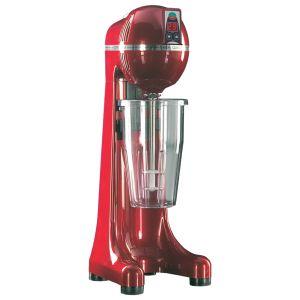 JOHNY AK/2-2T-TIMER Met - Φραπιέρα Κόκκινη Με 2 Ταχύτητες & Χρονοδιακόπτη (Δώρο μία Προπέλα) (Εξουσιοδοτημένο service του Κατασκευαστή)