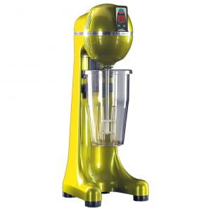 JOHNY AK/2-2T-TIMER Met - Φραπιέρα Κίτρινη Με 2 Ταχύτητες & Χρονοδιακόπτη (Δώρο μία Προπέλα) (Εξουσιοδοτημένο service του Κατασκευαστή)