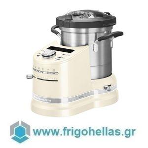 KitchenAid 5KCF0103EAC Συσκευή επεξεργασίας και μαγειρέματος Almond Cream σειρά Artisan