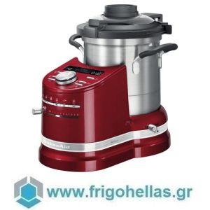KitchenAid 5KCF0104ECA (2,5Lt) Κουζινομηχανή Κόκκινη Candy Apple Σειρά Artisan