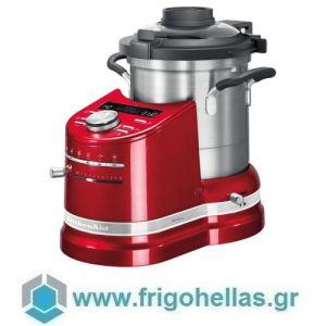KitchenAid 5KCF0104EER (2,5Lt) Κουζινομηχανή Κόκκινη Empire Red Σειρά Artisan