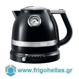 KitchenAid 5KEK1522EOB Βραστήρας Νερού Onyx Black - 1,5Lit (Υποστηρίζεται από εξουσιοδοτημένο service στην Ελλάδα)