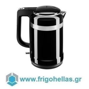 KitchenAid 5KEK1565EOB Βραστήρας Νερού Onyx Black - 1,5Lit (Υποστηρίζεται από εξουσιοδοτημένο service στην Ελλάδα)