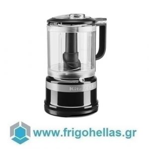 KitchenAid 5KFC0516EOB Κουζινομηχανή Onyx Black 1,19 Lit (Υποστηρίζεται από εξουσιοδοτημένο service στην Ελλάδα)