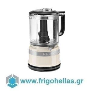 KitchenAid 5KFC0516EAC Κουζινομηχανή Almond Cream 1,19 Lit (Υποστηρίζεται από εξουσιοδοτημένο service στην Ελλάδα)