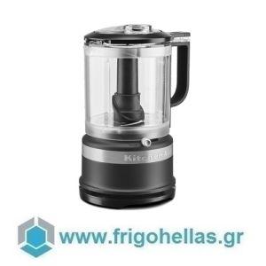 KitchenAid 5KFC0516EBM Κουζινομηχανή Matt Black 1,19 Lit (Υποστηρίζεται από εξουσιοδοτημένο service στην Ελλάδα)