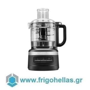 KitchenAid 5KFP0719EBM Κουζινομηχανή Μαύρη Ματτ 1,7 Lit (Υποστηρίζεται από εξουσιοδοτημένο service στην Ελλάδα)