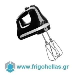 KitchenAid 5KHM5110EOB  (ΕΤΟΙΜΟΠΑΡΑΔΟΤΑ) Μίξερ Χειρός 5 Ταχυτήτων Classic Onyx Black (Υποστηρίζεται από εξουσιοδοτημένο service στην Ελλάδα))