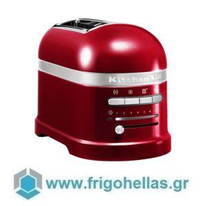 KitchenAid 5KMT2204ECA (ΕΤΟΙΜΟΠΑΡΑΔΟΤΑ)  Φρυγανιέρα Candy Apple 2 Θέσεων (Υποστηρίζεται από εξουσιοδοτημένο service στην Ελλάδα)