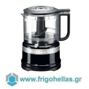 KitchenAid 5KFC3516EOB Πολυκοπτικο Μηχάνημα Τροφών Onyx Black (Υποστηρίζεται από εξουσιοδοτημένο service στην Ελλάδα)