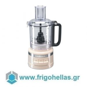KitchenAid 5KFP0919EAC Κουζινομηχανή Κρεμ 2 Lit (Υποστηρίζεται από εξουσιοδοτημένο service στην Ελλάδα)