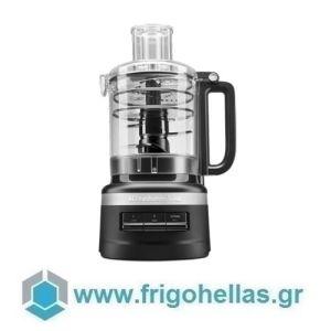 KitchenAid 5KFP0919EBM Κουζινομηχανή Μαύρη Ματτ 2 Lit (Υποστηρίζεται από εξουσιοδοτημένο service στην Ελλάδα)