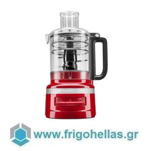 KitchenAid 5KFP0919EER Κουζινομηχανή Κόκκινη 2 Lit (Υποστηρίζεται από εξουσιοδοτημένο service στην Ελλάδα)
