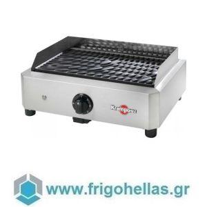 KRAMPOUZ GECIM1 Ηλεκτρικό Grill Νερού -460x360x210mm