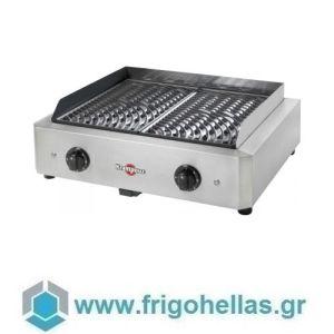KRAMPOUZ GECIM2 Ηλεκτρικό Grill Νερού - 590x490x210mm