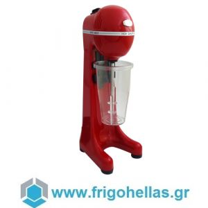 JOHNY AK/2-2T ECO - Φραπιέρα Κόκκινη Με 2 Ταχύτητες (Δώρο μία Προπέλα) (Εξουσιοδοτημένο service του Κατασκευαστή)