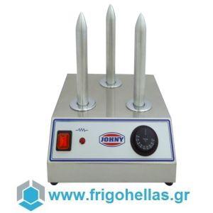 JOHNY AK/1-P3 Hot Dog Συσκευή Για Ψωμάκια (Δώρο 1 Μαχαίρι VictorInox) (Εξουσιοδοτημένο service του Κατασκευαστή)