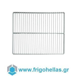 FrigoHellas O.E.M SX 80 00 (630x400mm) Πλαστικοποιημένες Σχάρες Ψυγείων  (Υποστηρίζεται από εξουσιοδοτημένο Service)