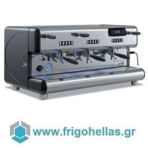 LA SAN MARCO TOP 85 3GR Ηλεκτρονική Μηχανή Καφέ Espresso (Group: 3)