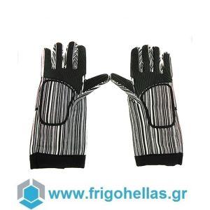 LACOR 60062 (32cm) Επαγγελματικά Γάντια Φούρνου με Σιλικόνη UNIVERSAL 320mm (Σετ 2τμχ)