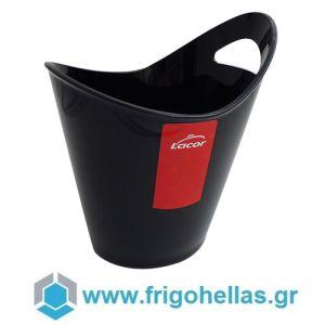 LACOR 62354 (4 Lit) Σαμπανιέρα Μαύρη 4,00Lit
