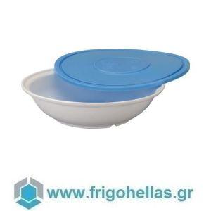 LACOR 66939 Πολυκαρβονικό Καπάκι για Πιάτο Σούπας - ∅19cm
