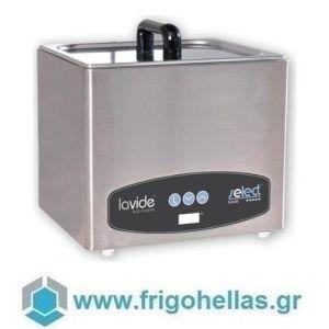 LAVA LV-80 Roner Μηχανή Μαγειρέματος Sous Vide-Χωρητικότητα Κάδου: 8lt (Δώρο 1 Μαχαίρι VictorInox)