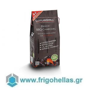 LOTUS GRILL LK-1000 Κάρβουνα ψησταριάς συσκ. 1 κιλού