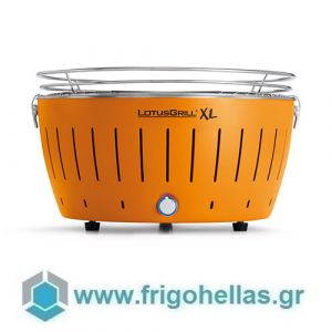 LOTUS GRILL G-OR-435 Ψησταριά κάρβουνου G435 Πορτοκαλί