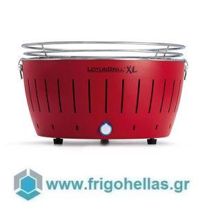 LOTUS GRILL G-RO-435 Ψησταριά κάρβουνου G435 Κόκκινη